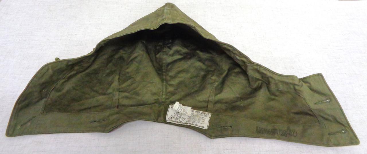U.S. WWII Hood for Field Jacket M-43