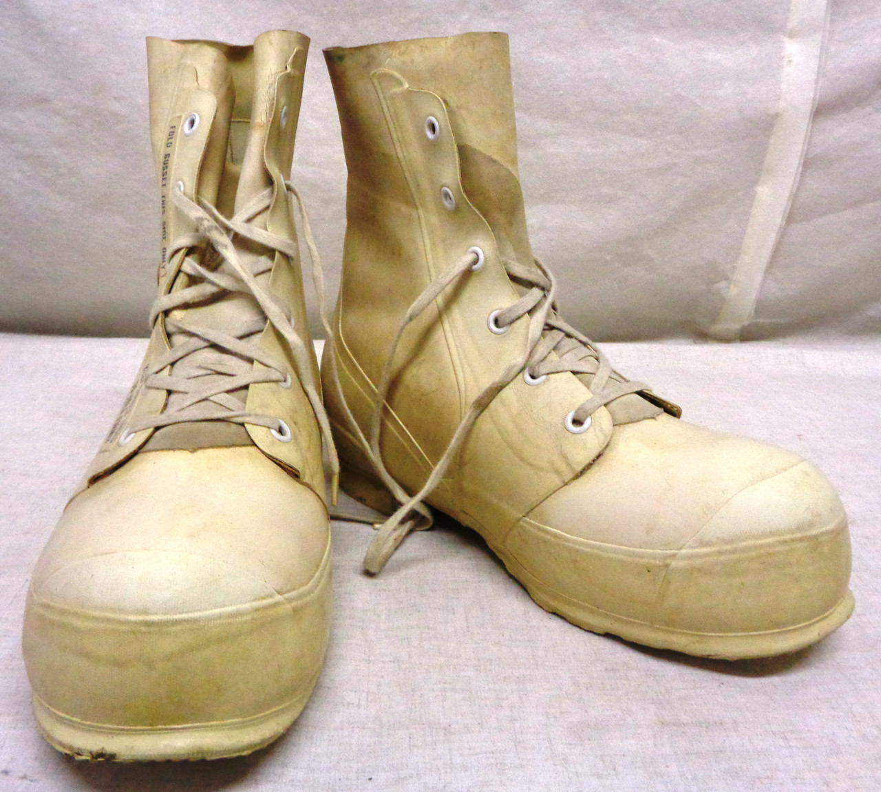 U.S. Extreme Cold Weather Boots type II