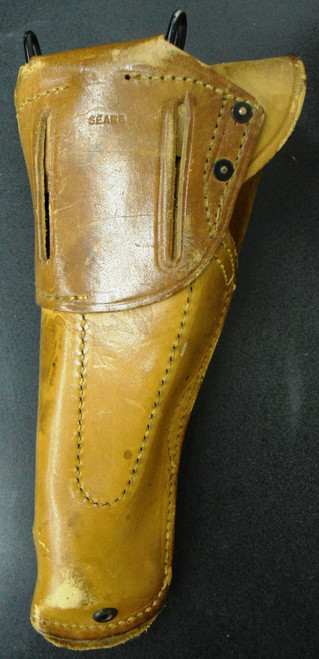 U.S. M1916 Sears Colt 1911 Brown Leather Holster