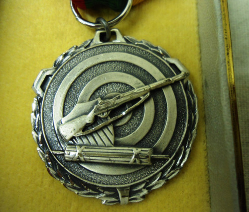White Sands Proving Ground 1958 Medal w/Box