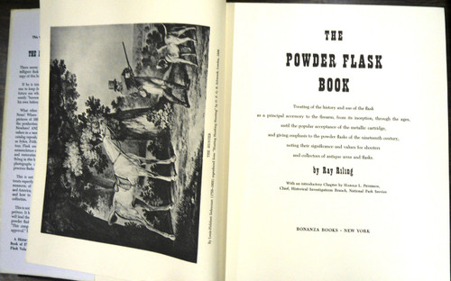 The Powder Flask Book by Ray Riling