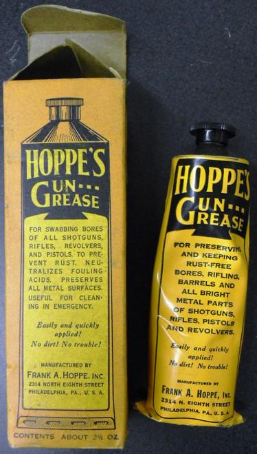 Hoppe's Gun Grease w/Original Box