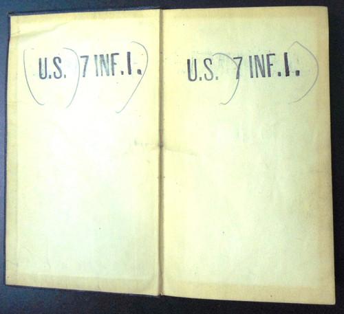 Basic Field Manual - Volume II - 1930