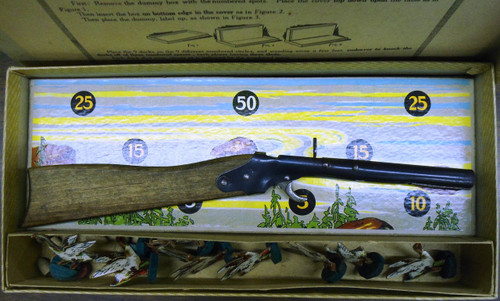 Duck Shooting Game circa 1930's