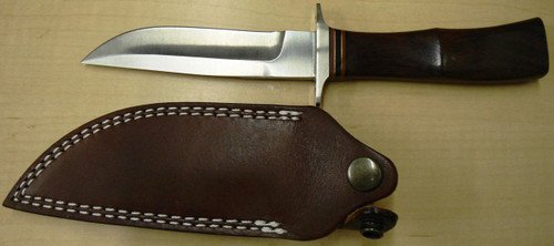 A.G. Russell Shopmade Knife w/Sheath