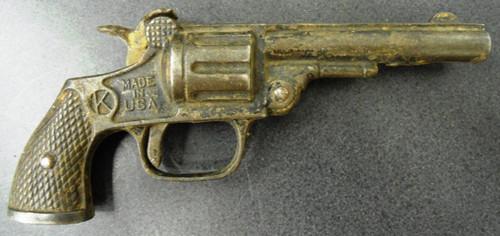 """Kilgore """"Ranger"""" Cast Iron Cap Gun"""