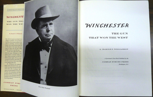 Winchester by Harold F. Williamson