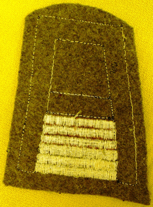 U.S. 1st Army Artillery Patch