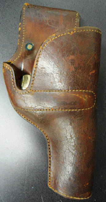"Audley 4"" Holster for Large Frame Revolver"