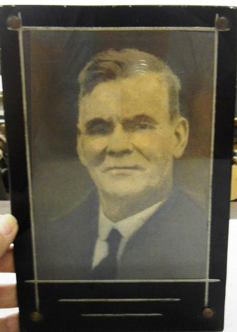 John Gray Deputy Sheriff Badge & Pictures w/History