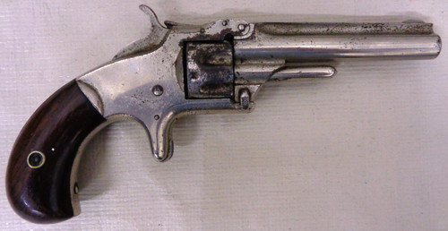 Smith & Wesson Model No. 1 Third Issue Revolver