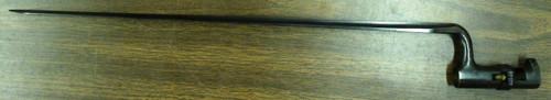 U.S. Model 1873 Springfield .45-70 Trapdoor Rifle Bayonet