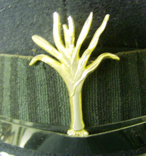 Welsh Guards NCO Cap w/Hat Badge