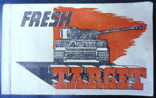 Fresh Target by A.N. Nichol