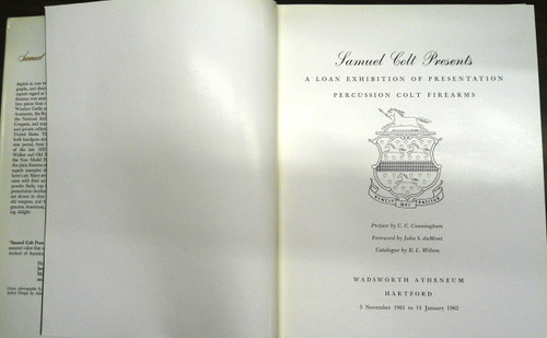 Samuel Colt Presents by R.L. Wilson