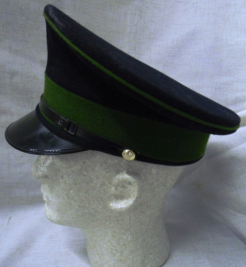 British Royal Army Intelligence Corps Officer's Cap