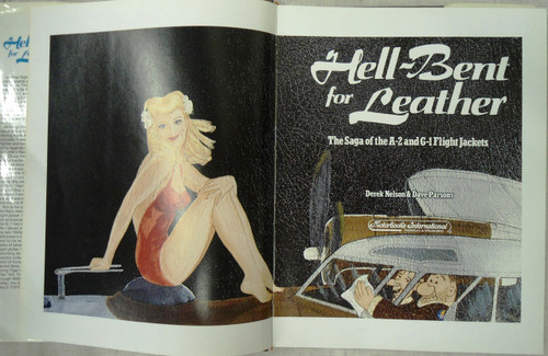 Hell Bent for Leather by Derek Nelson & Dave Parsons