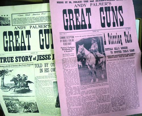Great Guns, Vol. I - 1952