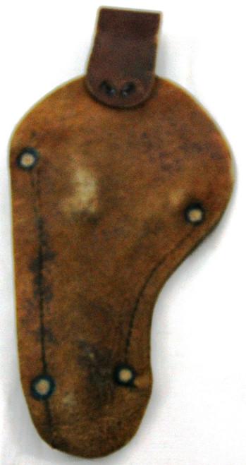 Ranger Brown Leather Toy Gun Holster