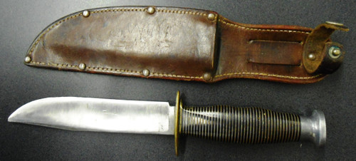 Theater Knife - WWII Era w/Sheath