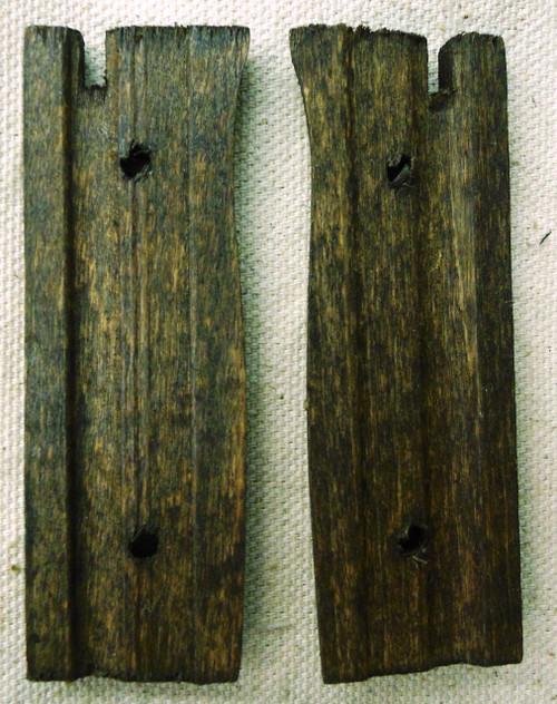 German 98k Mauser Bayonet Wooden Scales