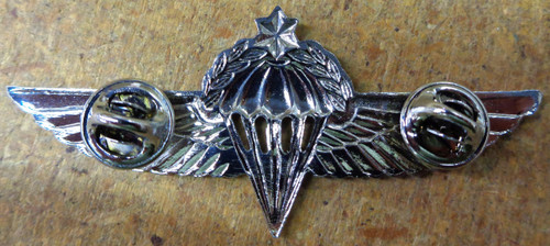 Israel Paratrooper Advanced Para Wings Badge