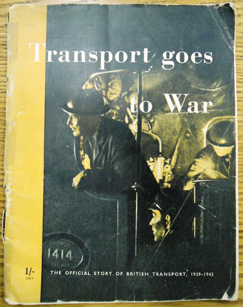 Transport Goes To War - 1942