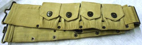U.S. WWI 1903 Mills Clip Pouch Belt