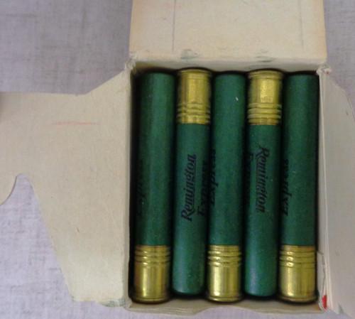 Remington Express 410 ga. Extra Long Range Cartridge Box & Ammo