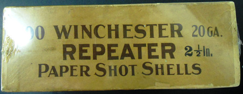 Winchester Best Quality Repeater Shot Shell Box and Ammo