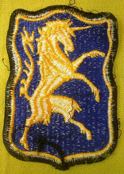 U.S. 6th Army Cavalry Patch
