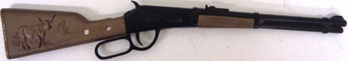 "Cowboy 11"" Cap Gun Lever Action Rifle"