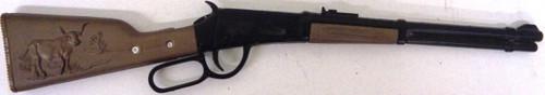 """Cowboy 11"""" Cap Gun Lever Action Rifle"""