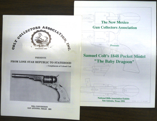 NRA Convention Brochures 1991