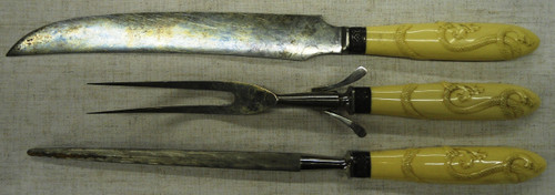 Keen Kutter 3-pc. Carving Set by E.C. Simmons