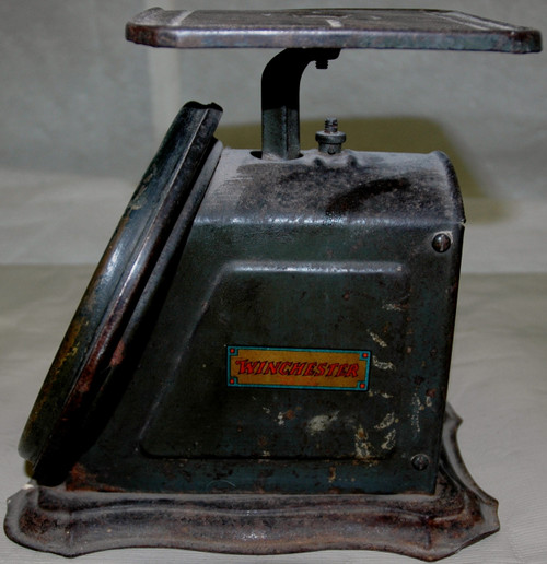 Antique Winchester Country Store 20 lb Scale