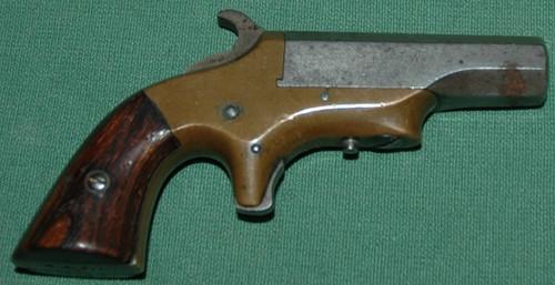 Southerner 41RF Brass Frame Deringer s/n 7102
