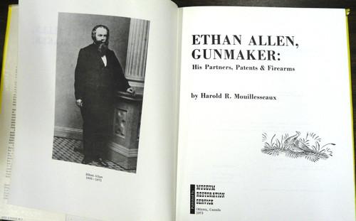 Ethan Allen, Gunmaker by H.R. Mouillesseaux