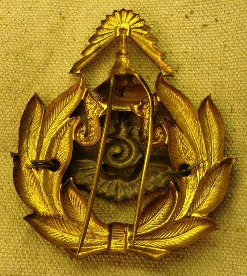 Cambodian Beret Insignia