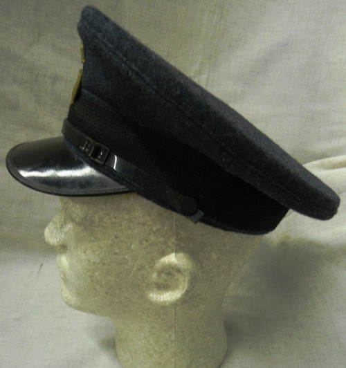 British Royal Air Force Cap w/Hat Badge