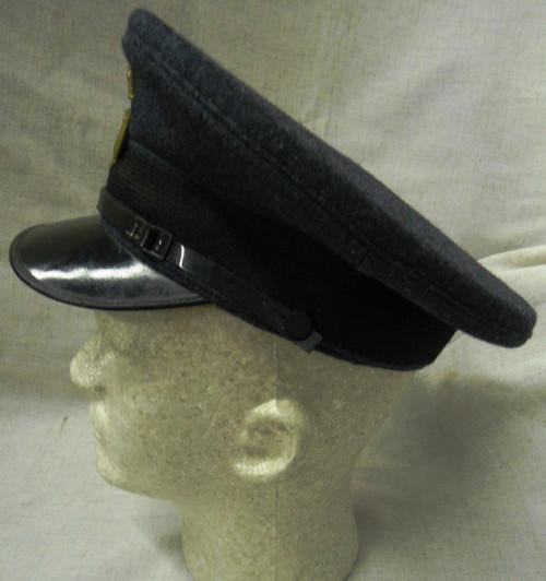 British Royal Air Force Cap w/Hat Badge