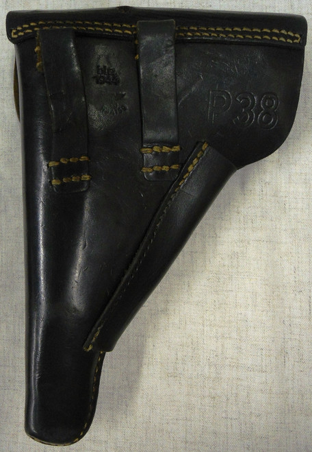 German Nazi Marked Luger P38 bla1944 Holster