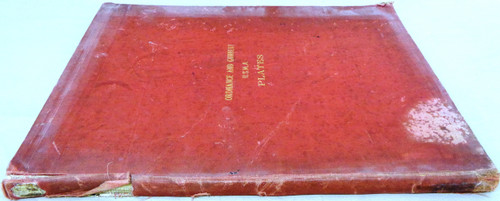 A Course of Instruction in Ordnance and Gunnery Plates 1894