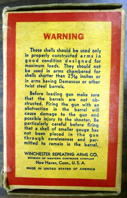 Winchester 16 ga. Super Speed Shotgun Shells Box & Ammo
