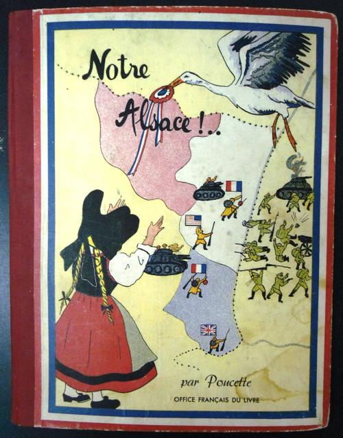 Notre Alsace! par Poucette