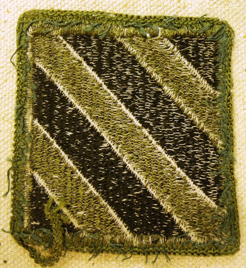 U.S. 3rd Division Subdued Patch