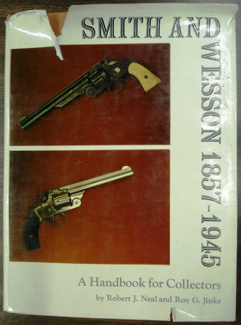 Front cover of Smith and Wesson 1857 - 1945