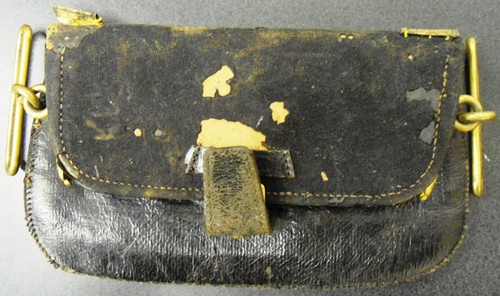 British 19th Century Royal Artillery Cartridge Pouch
