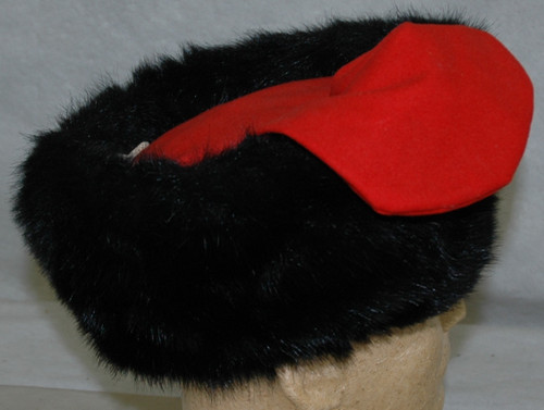 British Hussar Fur Hat
