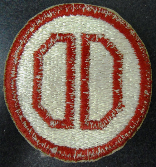 U.S. 31st Division Patch